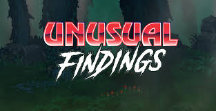 Unusual Finding